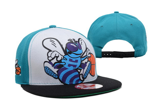 New Orleans Hornets NBA Snapback Hat SD07