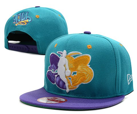 New Orleans Hornets NBA Snapback Hat SD10