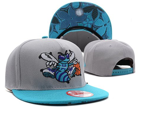 New Orleans Hornets NBA Snapback Hat SD11