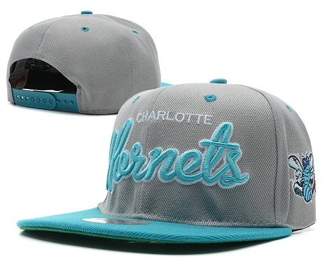 New Orleans Hornets NBA Snapback Hat SD12