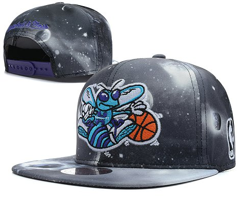 New Orleans Hornets NBA Snapback Hat SD13
