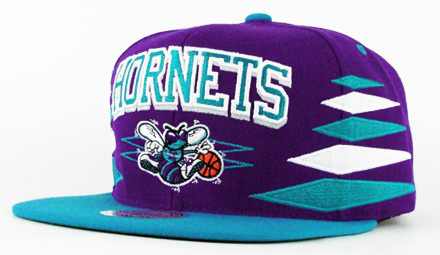 New Orleans Hornets NBA Snapback Hat Sf04