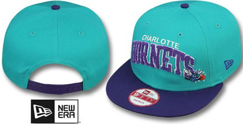 New Orleans Hornets NBA Snapback Hat Sf05