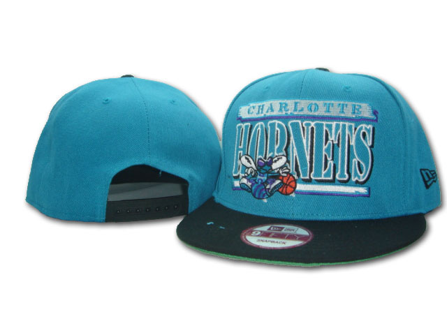 New Orleans Hornets NBA Snapback Hat Sf07