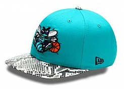 New Orleans Hornets NBA Snapback Hat Sf08