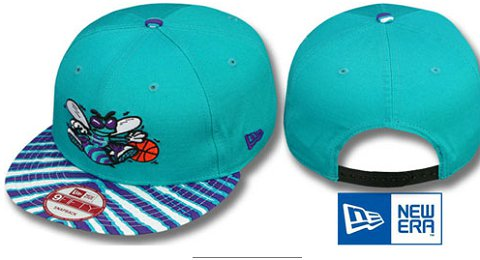 New Orleans Hornets NBA Snapback Hat Sf09