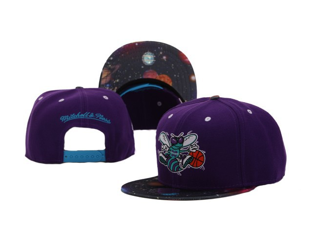 New Orleans Hornets NBA Snapback Hat Sf12