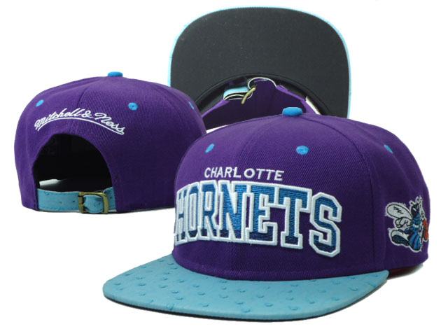 New Orleans Hornets NBA Snapback Hat Sf14
