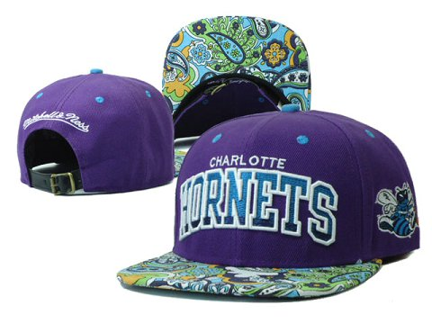 New Orleans Hornets NBA Snapback Hat Sf15