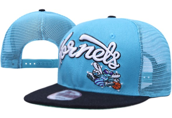New Orleans Hornets NBA Snapback Hat XDF042