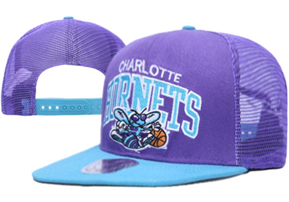 New Orleans Hornets NBA Snapback Hat XDF044
