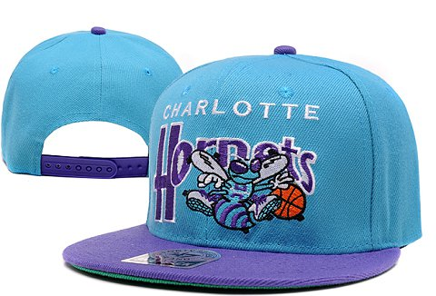 New Orleans Hornets NBA Snapback Hat XDF073
