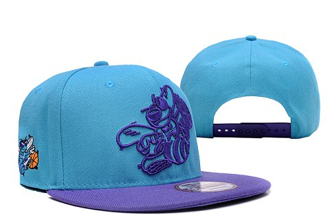 New Orleans Hornets NBA Snapback Hat XDF083