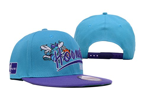 New Orleans Hornets NBA Snapback Hat XDF088