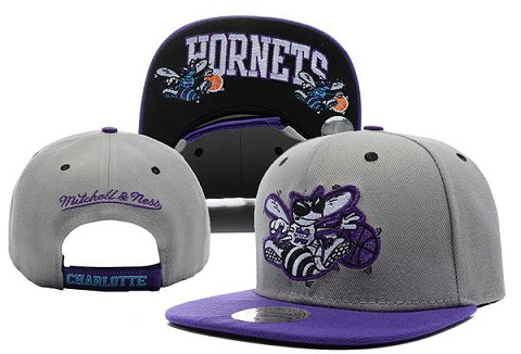 New Orleans Hornets NBA Snapback Hat XDF097