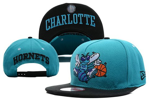 New Orleans Hornets NBA Snapback Hat XDF107