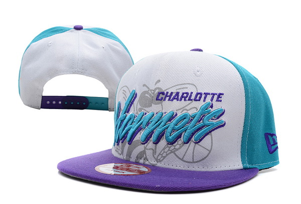 New Orleans Hornets NBA Snapback Hat XDF166