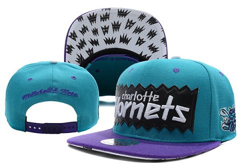 New Orleans Hornets NBA Snapback Hat XDF185
