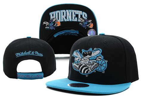 New Orleans Hornets NBA Snapback Hat XDF210