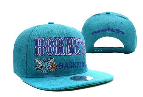 New Orleans Hornets NBA Snapback Hat XDF214
