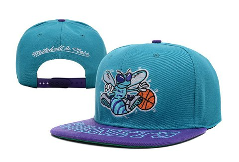 New Orleans Hornets NBA Snapback Hat XDF215