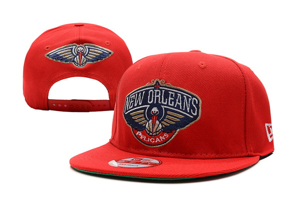 New Orleans Hornets NBA Snapback Hat XDF282