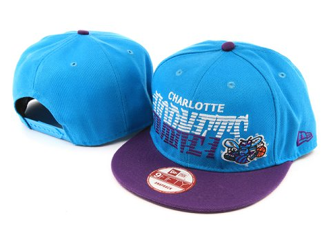 New Orleans Hornets NBA Snapback Hat YS042