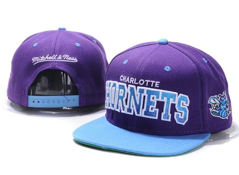 New Orleans Hornets NBA Snapback Hat YS157