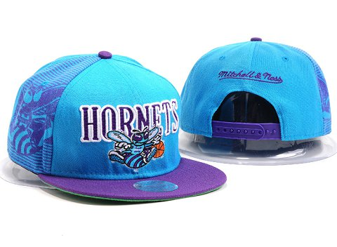 New Orleans Hornets NBA Snapback Hat YS185