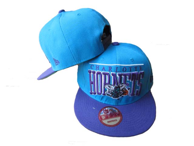 New Orleans Hornets Snapback Hat LX04