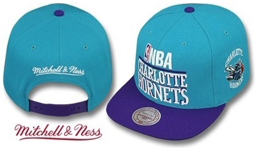 New Orleans Hornets Snapback Hat LX19