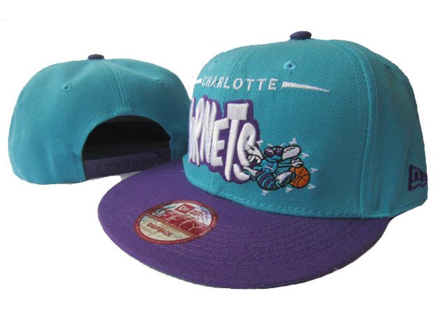 New Orleans Hornets Snapback Hat LX22