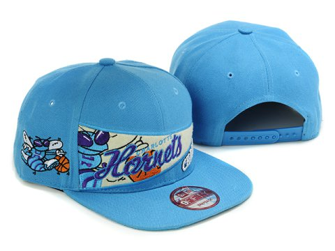 New Orleans Hornets Snapback Hat LX23