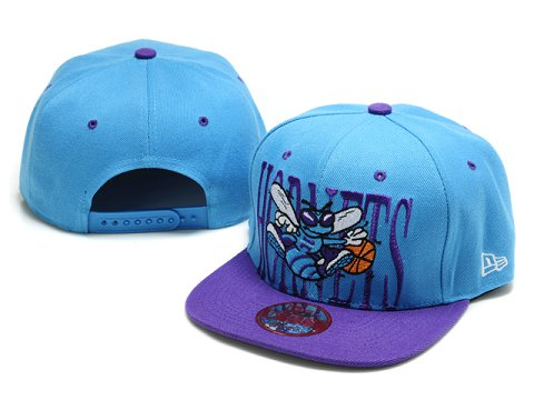 New Orleans Hornets Snapback Hat LX33