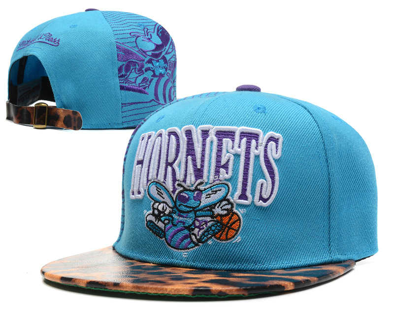 New Orleans Hornets Snapback Hat DF 0512