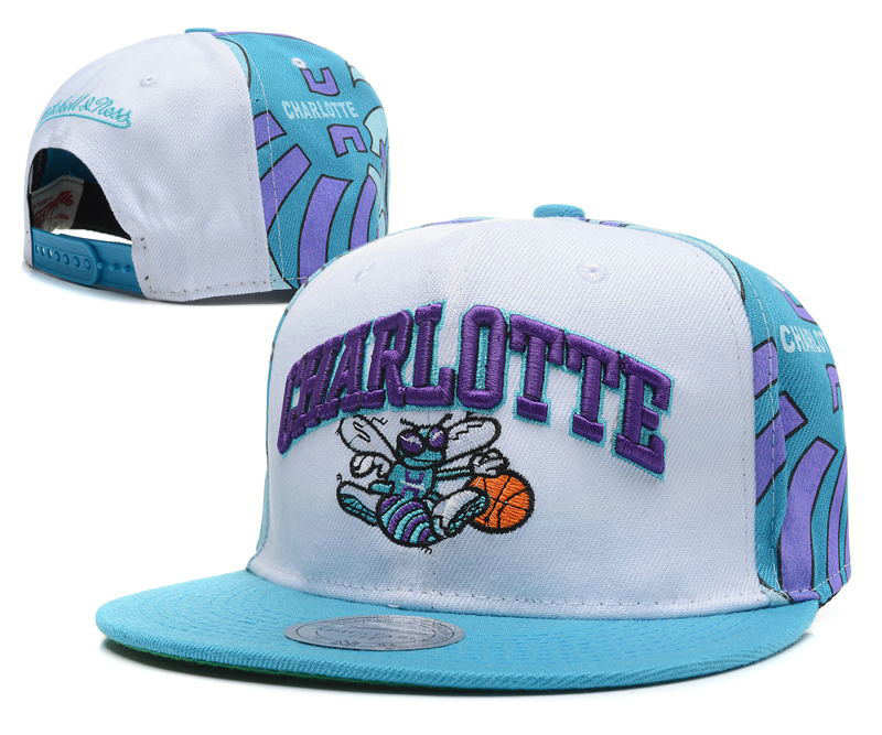 New Orleans Hornets Snapback Hat DF2 0512