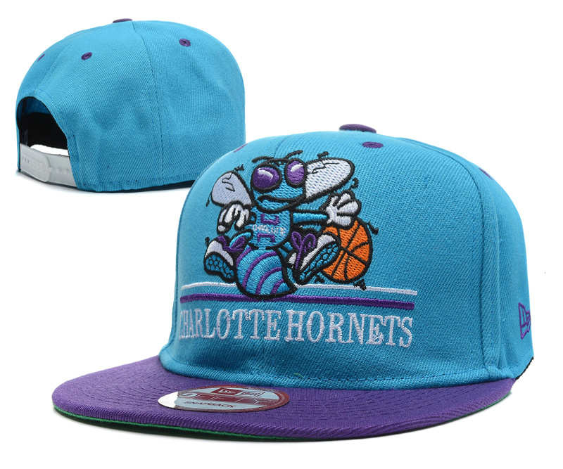 New Orleans Hornets Snapback Hat DF3 0512