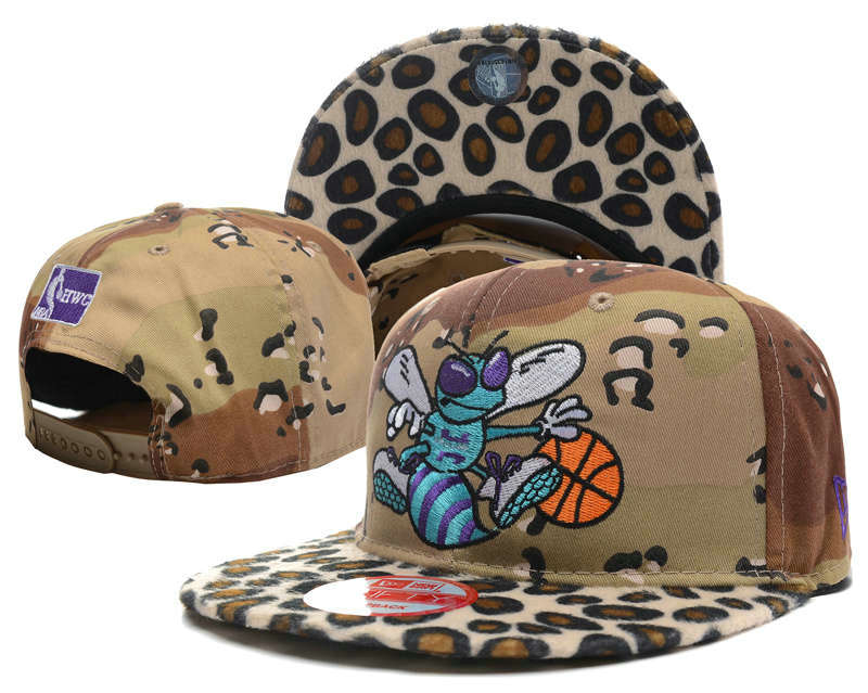 New Orleans Hornets Snapback Hat SD 0512
