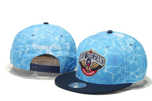 New Orleans Pelicans Snapback Hat 1 GS 0620