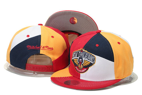 New Orleans Pelicans Snapback Hat GS 0620