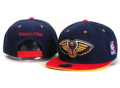 New Orleans Pelicans Snapback Hat New Type YS 981