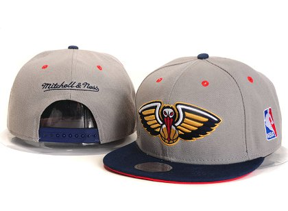 New Orleans Pelicans Snapback Hat New Type YS 982