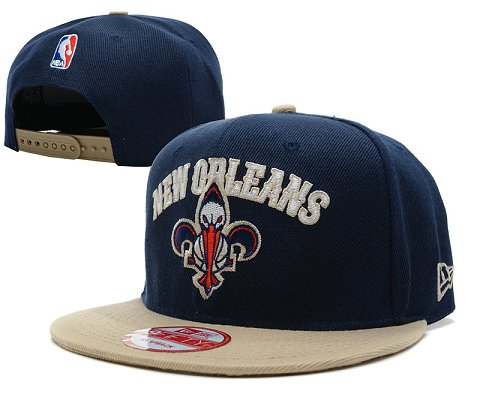 New Orleans Pelicans NBA Snapback Hat SD09