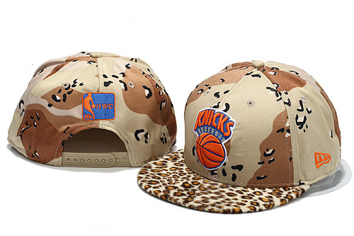 New York Knicks Snapback Hat YS 1