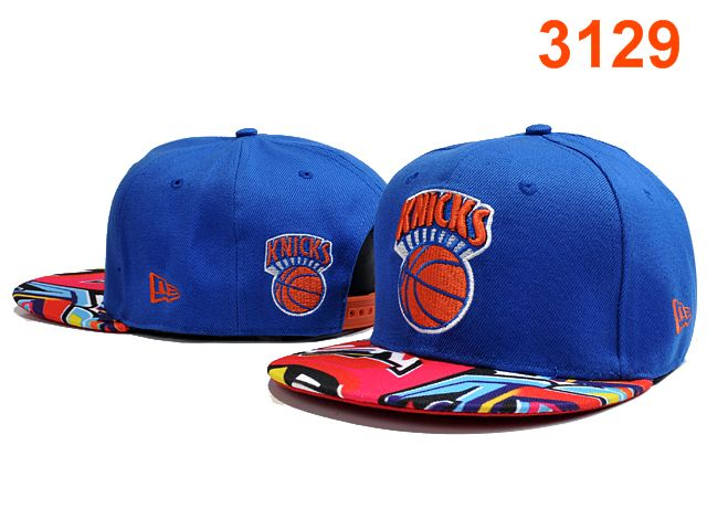 New York Knicks Snapback Hat PT 0528
