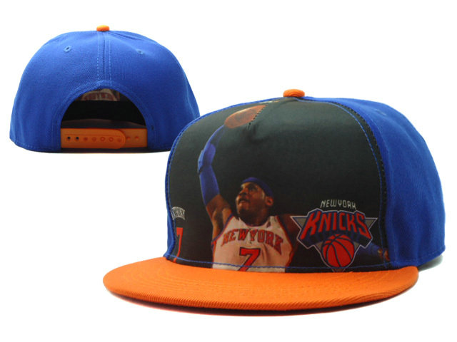 New York Knicks Snapback Hat SF 0528