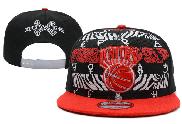 New York Knicks Snapback Hat XDF