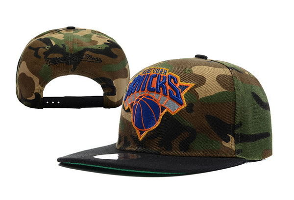 New York Knicks Snapback Hat TY 1