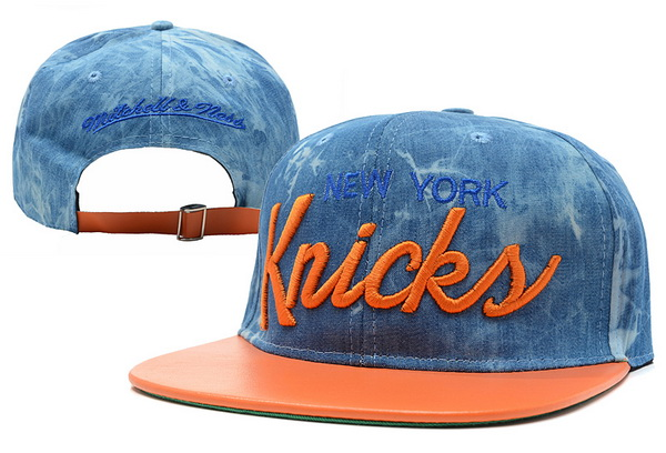 New York Knicks Snapback Hat XDF 312