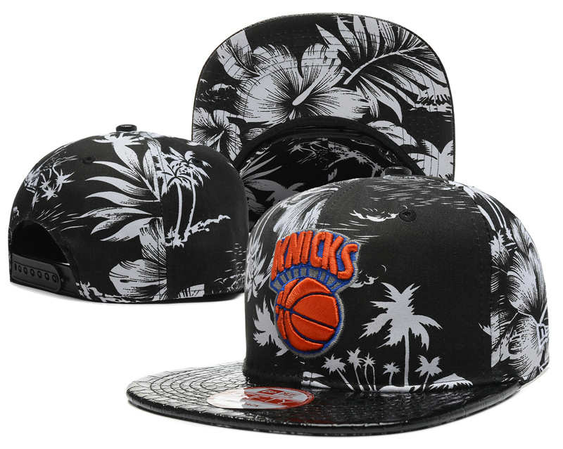New York Knicks Snapback Hat SD 3